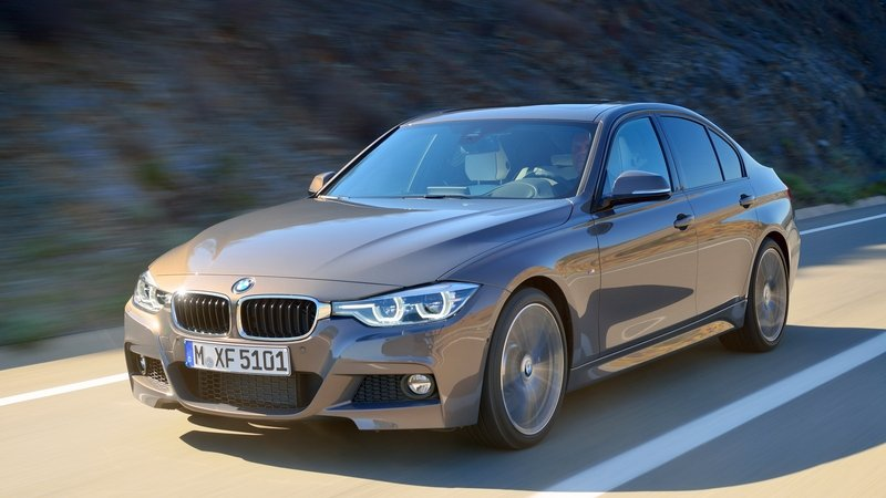 2016 BMW 3 Series High Resolution Exterior - image 629400