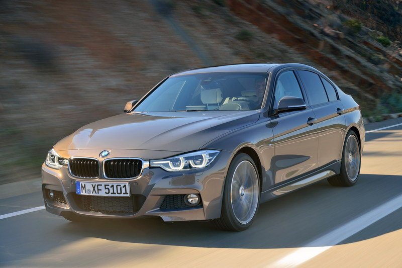 2016 BMW 3 Series High Resolution Exterior - image 629344