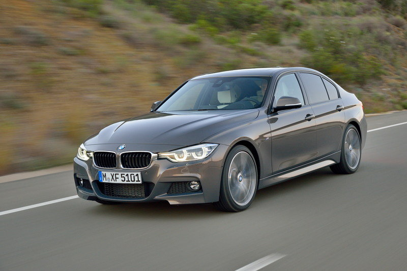 2016 BMW 3 Series High Resolution Exterior - image 629346