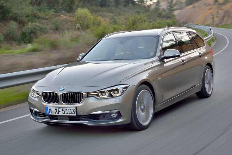 2016 BMW 3 Series Sports Wagon High Resolution Exterior - image 629437