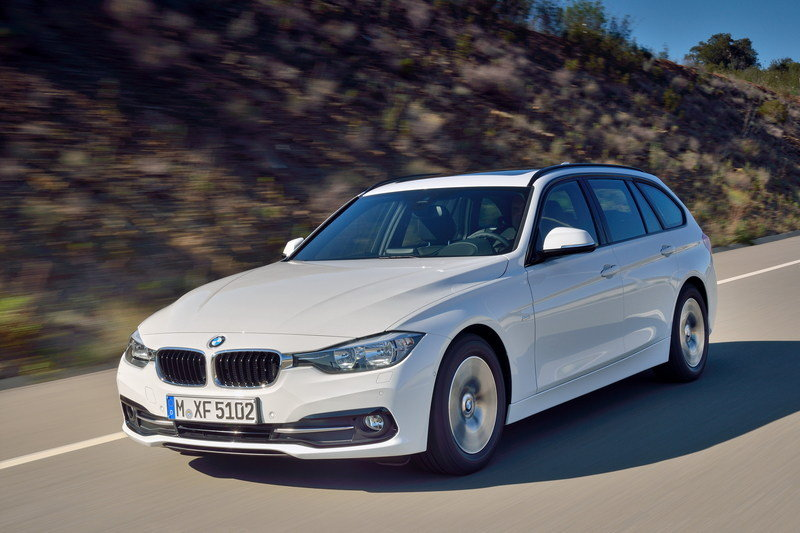 2016 BMW 3 Series Sports Wagon High Resolution Exterior - image 629407