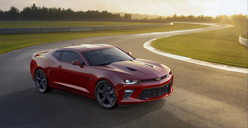 2016 - 2017 Chevrolet Camaro High Resolution Exterior Wallpaper quality - image 630475