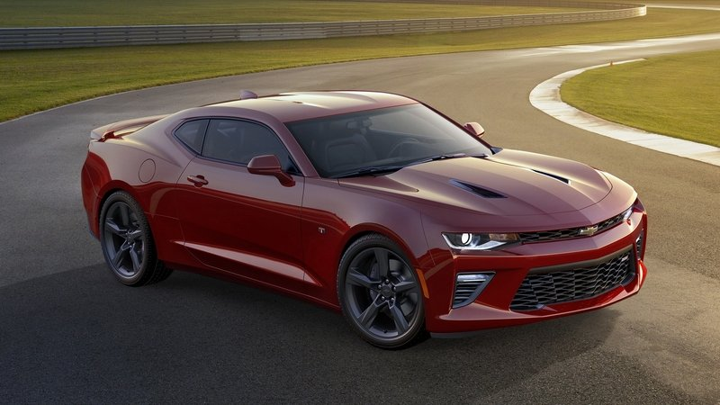 Chevrolet Camaro Snaps Ford Mustang's 22-Month Sales Streak