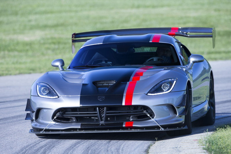 2016 Dodge Viper ACR High Resolution Exterior - image 629616