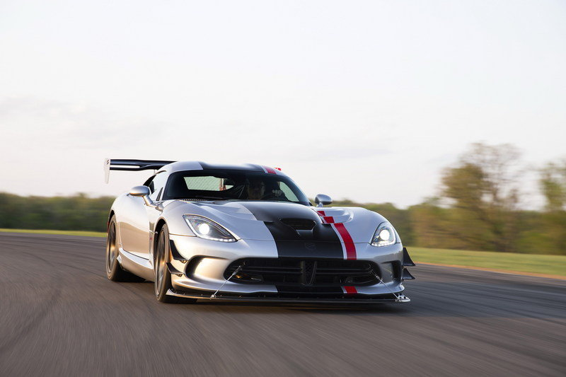 2016 Dodge Viper ACR High Resolution Exterior - image 629603