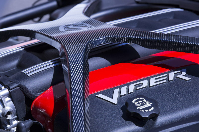 2016 Dodge Viper ACR High Resolution Drivetrain - image 629663