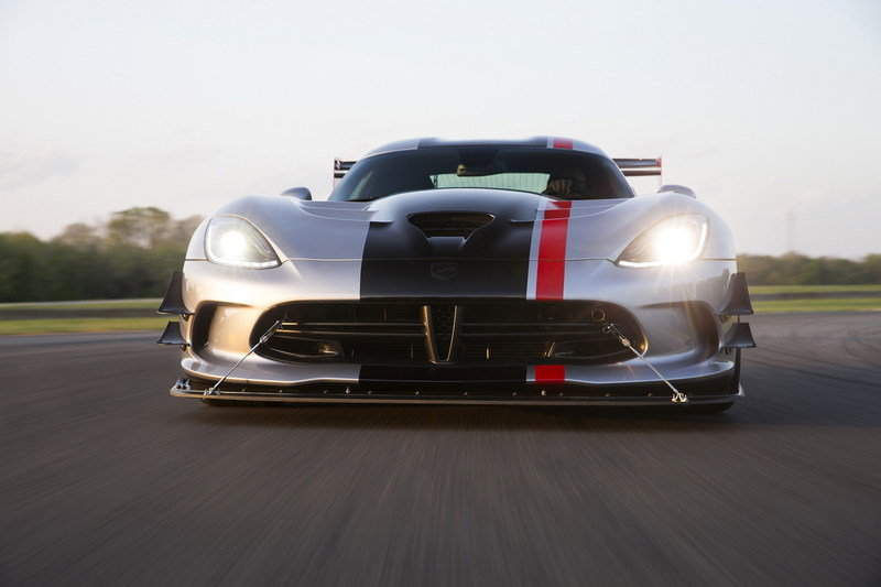 2016 Dodge Viper ACR High Resolution Exterior - image 629607