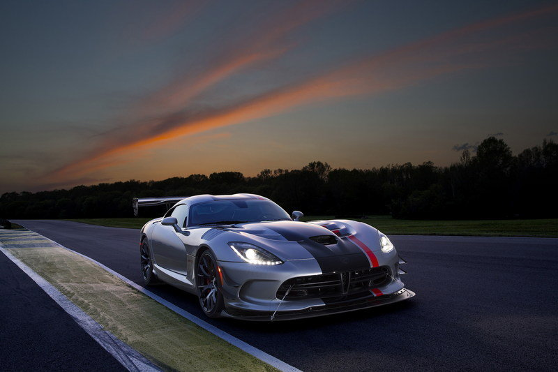 2016 Dodge Viper ACR High Resolution Exterior - image 629602