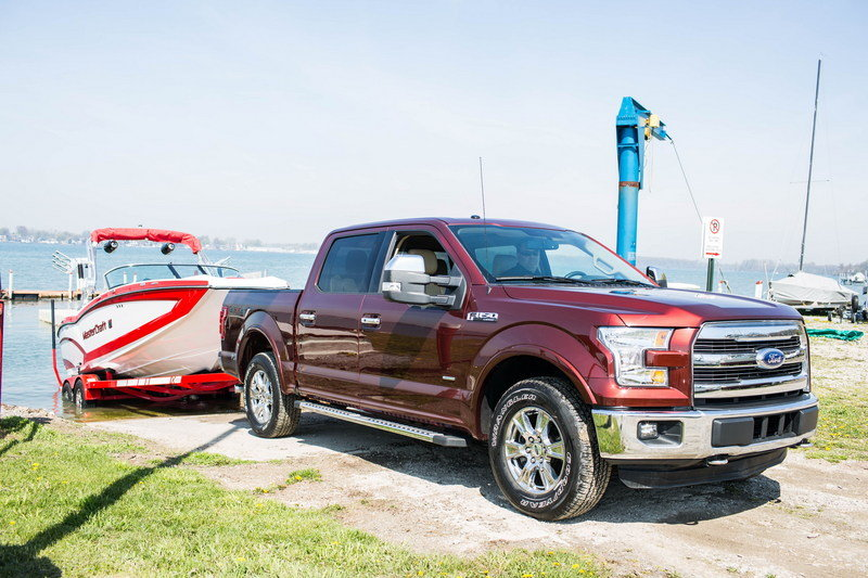 2016 Ford F-150 Will Get All-New Pro Trailer Backup Assist