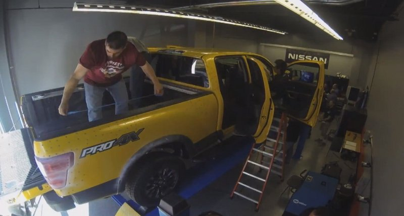 "2016 Nissan Titan XD Gets ""Measured Up"": Video"