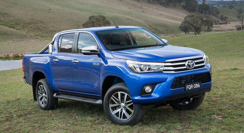 2016 Toyota Hilux - image 631009