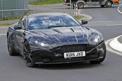 Aston Martin Plans Lineup Expansion
