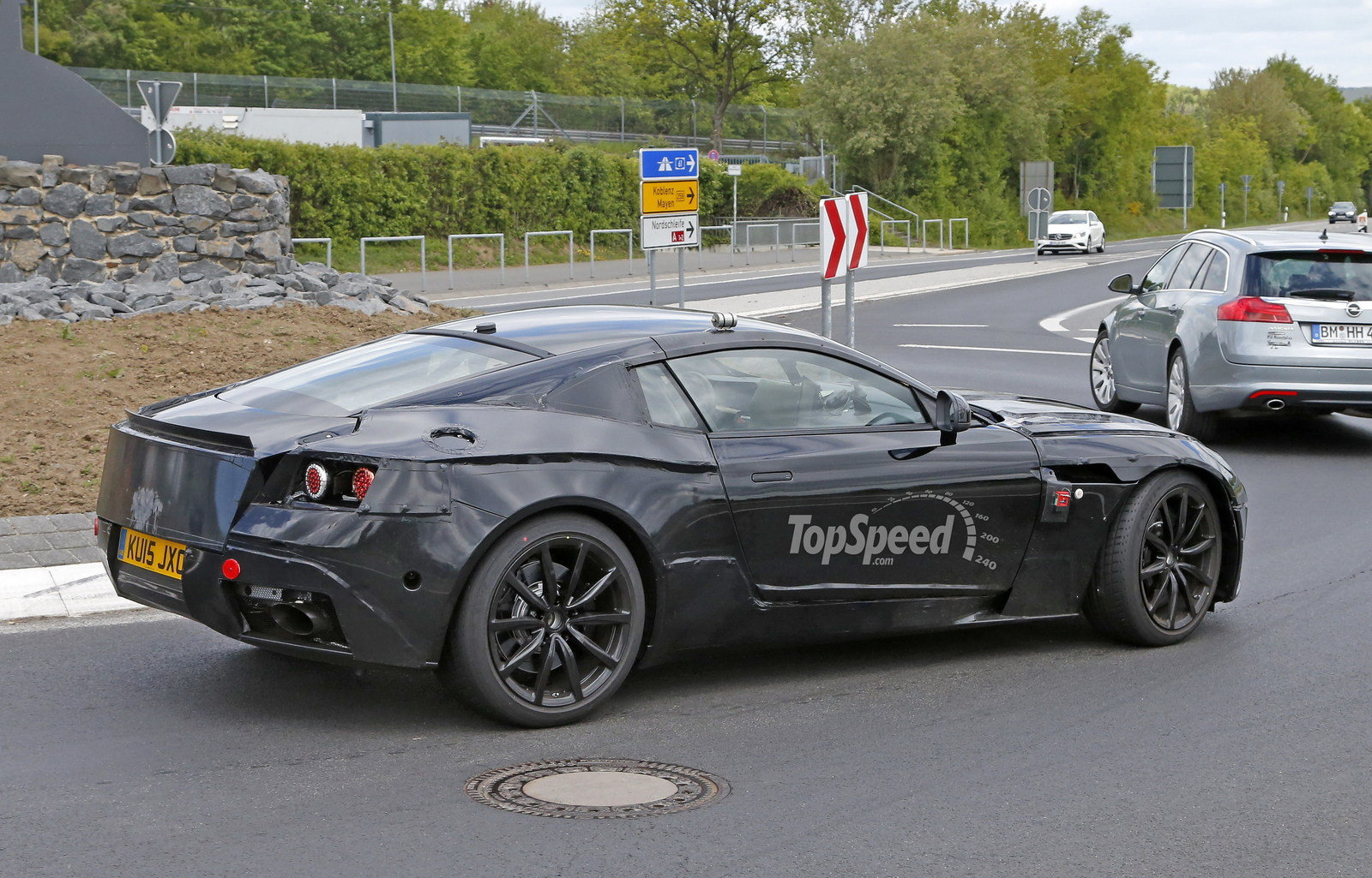 2017 aston martin db11 picture 630683 car review top speed. Black Bedroom Furniture Sets. Home Design Ideas