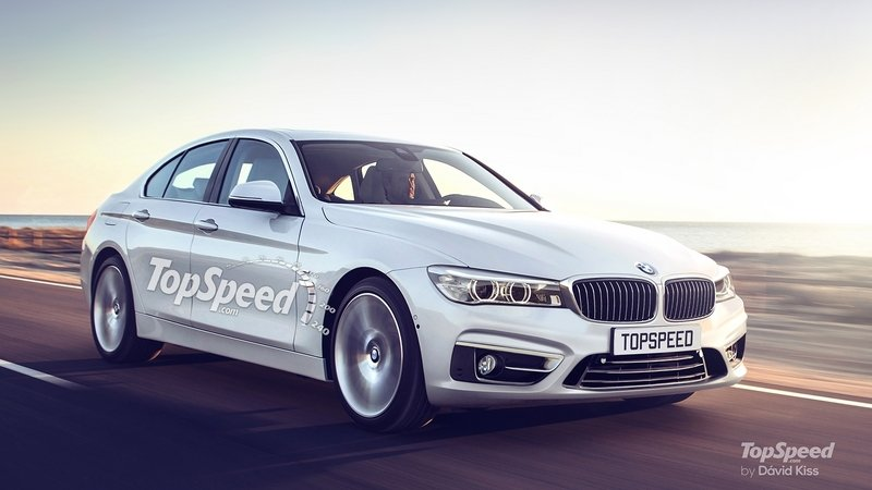 2017 BMW 5 Series Exterior Computer Renderings and Photoshop - image 628857