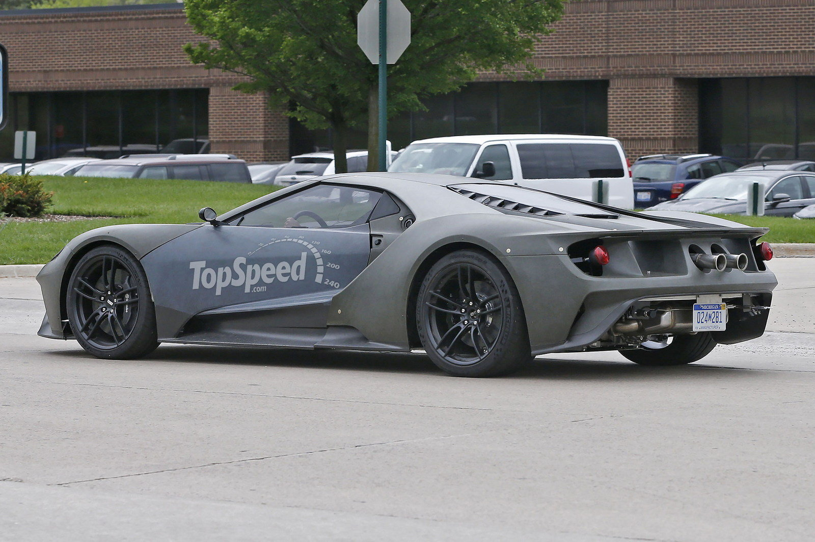 2020 Ford GT - Picture 630320   car review @ Top Speed