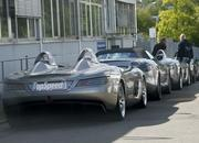 $3 Million Mercedes-McLaren Supercars Spotted In One Place - image 629982