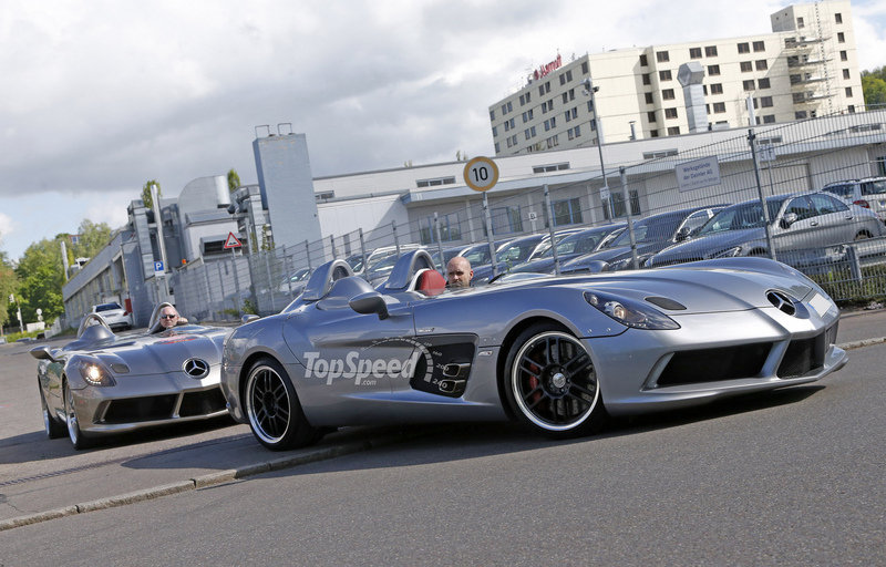 Mercedes Slr Class Photos Pictures Pics Wallpapers