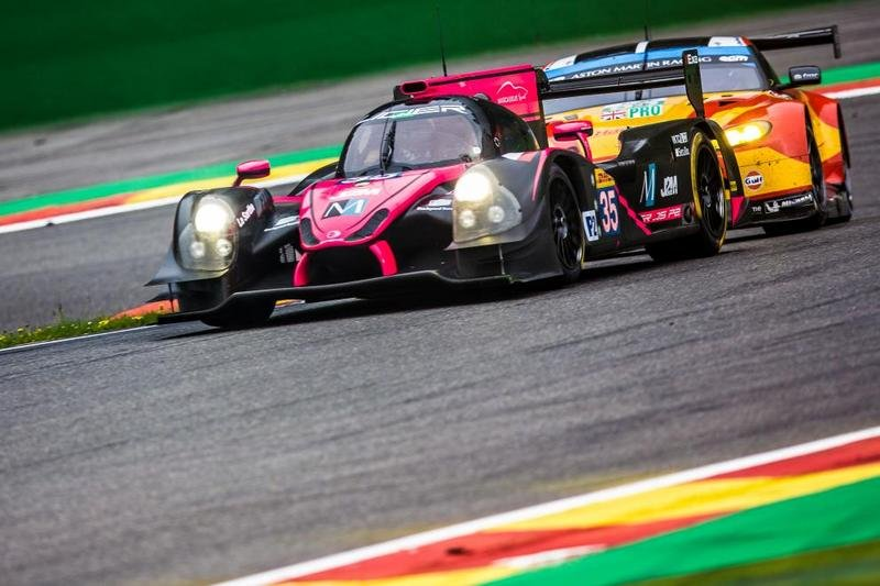 6 Hours Of Spa-Francorchamps - Race Results Exterior - image 628909