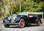 1937 Aston Martin 15/98 2L Long Chassis Tourer - image 629916