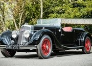 1937 Aston Martin 15/98 2L Long Chassis Tourer - image 629925