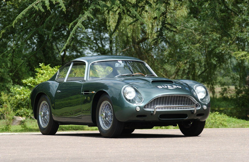 1958 - 1963 Aston Martin DB4 High Resolution Exterior Wallpaper quality - image 631122