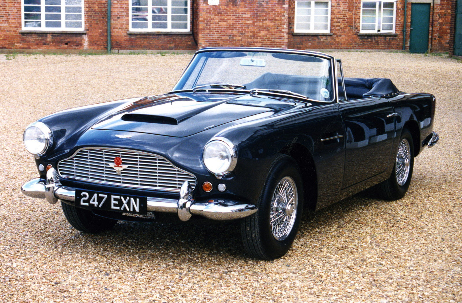 1958 1963 aston martin db4 picture 631130 car review top speed. Black Bedroom Furniture Sets. Home Design Ideas