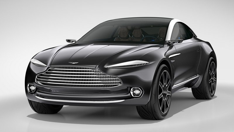 Aston Martin Plans To Open New Plant In Alabama For The DBX