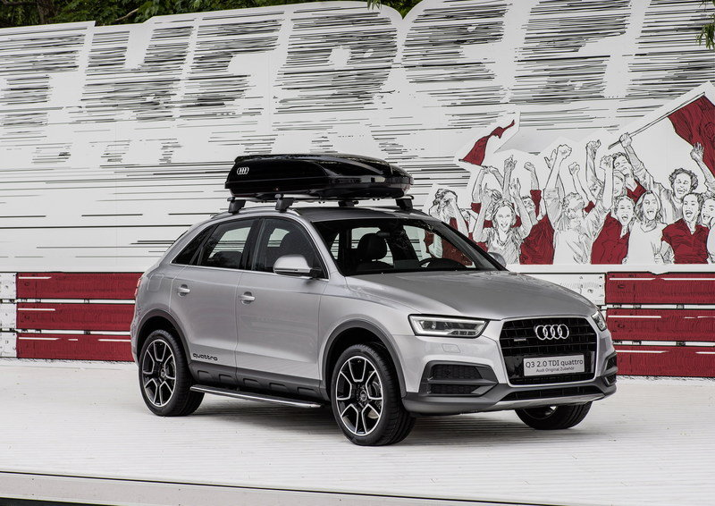 Audi Brings New Genuine Accessories To Worthersee