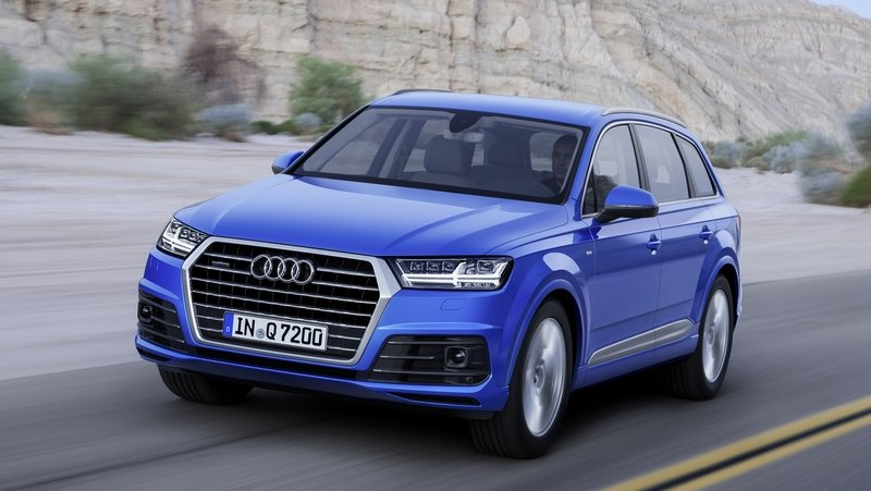Audi Confirms Electric SUV For 2018; Q8 For 2019