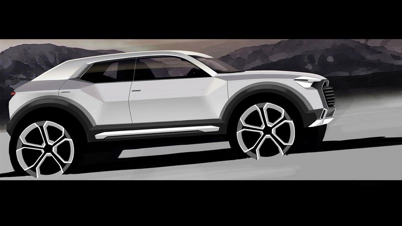 Audi Q Junior Coming in 2019