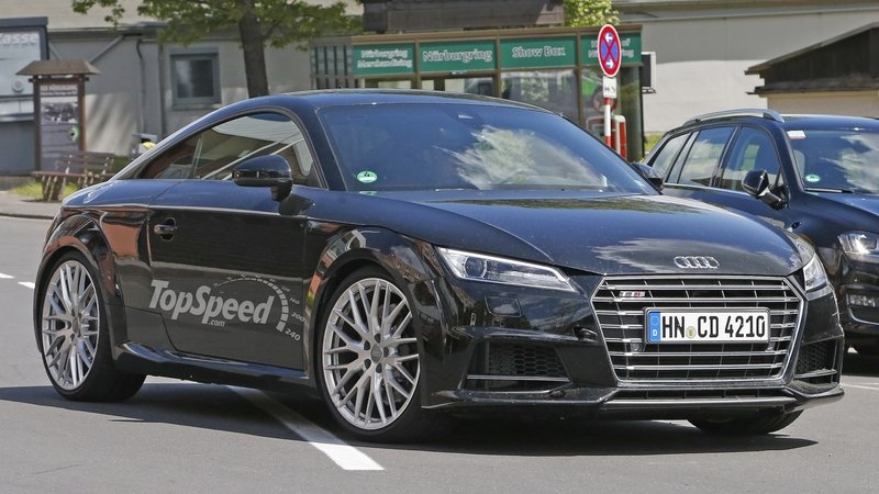 Audi TT News And Reviews | Top Speed