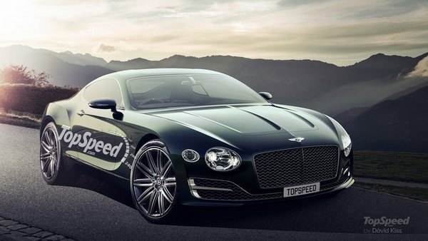 2018 Bentley Continental GT | car review @ Top Speed
