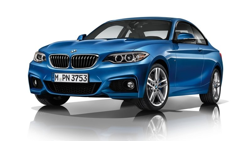 BMW 2 Series Could Get RWD Gran Coupe Version