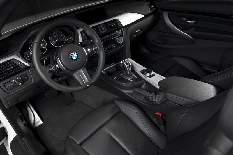 2016 BMW 435i ZHP Edition Interior - image 630888