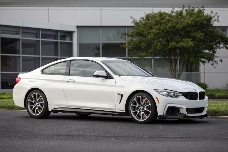 2016 BMW 435i ZHP Edition High Resolution Exterior - image 630903