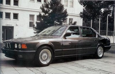 BMW 745i SA - The M7 You Never Knew Existed Exterior - image 629946