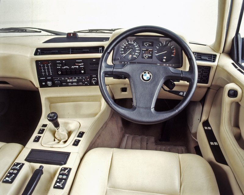 BMW 745i SA - The M7 You Never Knew Existed Interior - image 629879
