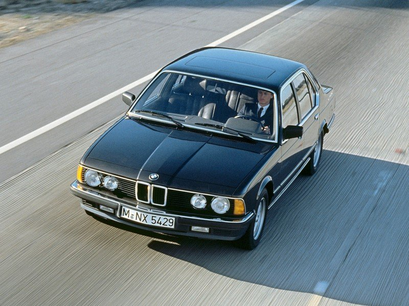 BMW 745i SA - The M7 You Never Knew Existed High Resolution Exterior - image 629882