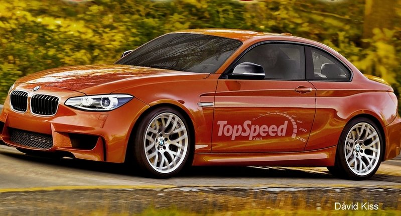 BMW M2 Will Deliver 365 HP; Will Go Into Production In November
