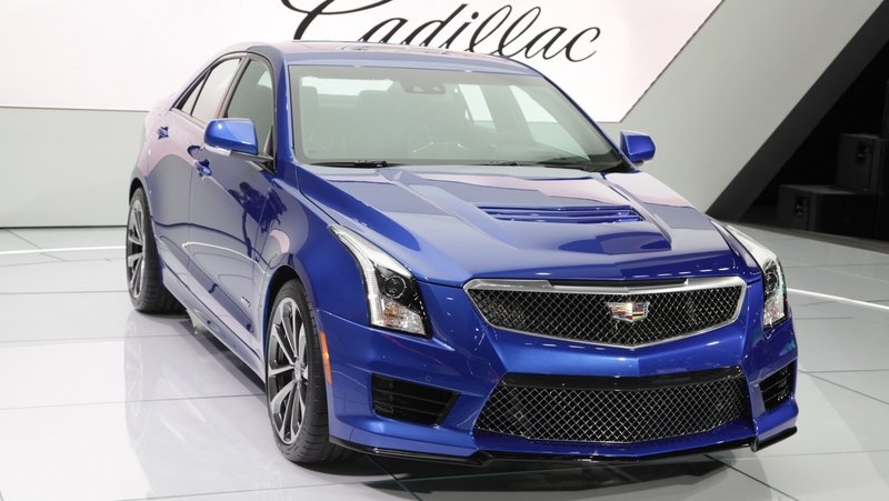 Cadillac Will Reportedly Stuff the LS7 V-8 into the ATS-V+