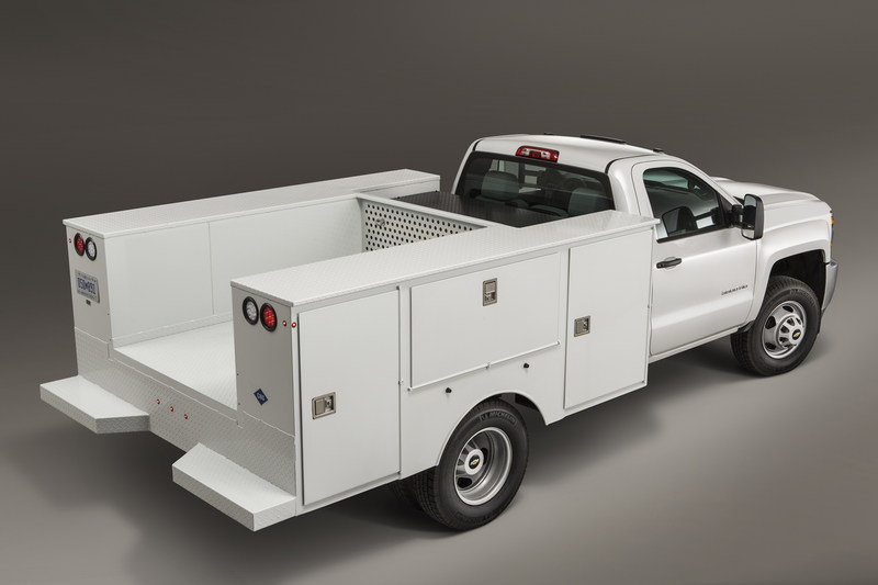 Chevrolet Silverado Chassis Cab Gets CNG Capability - image 629491