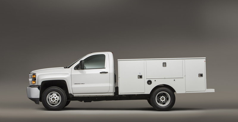 Chevrolet Silverado Chassis Cab Gets CNG Capability - image 629493