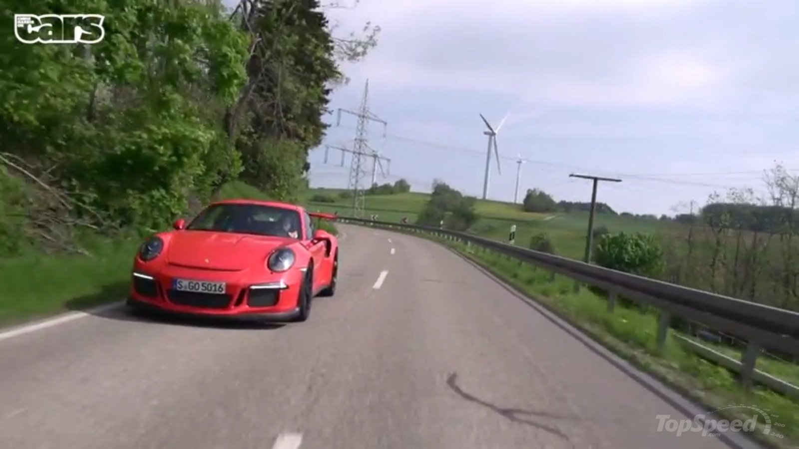 chris harris drives the porsche 991 gt3 rs on road and. Black Bedroom Furniture Sets. Home Design Ideas