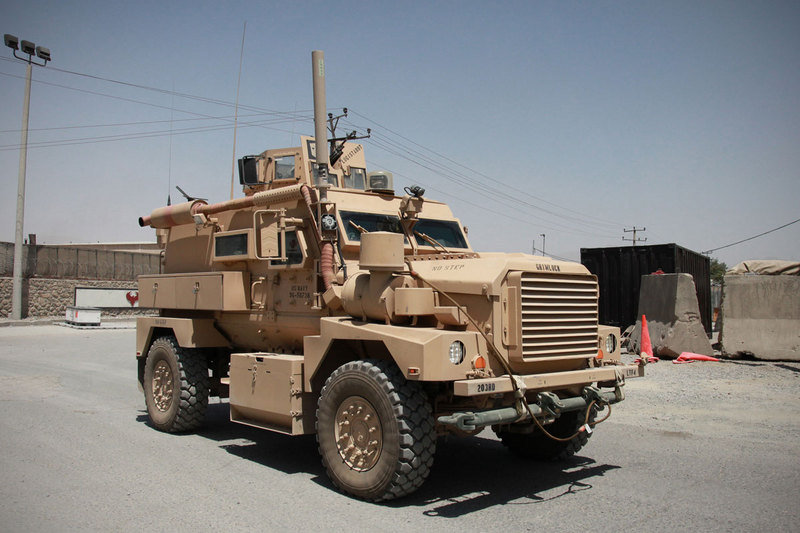 Cougar MRAP High Resolution Exterior - image 631392