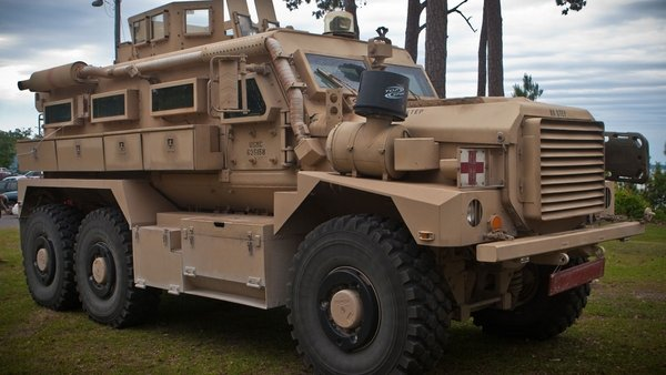 Cadillac Suv For Sale >> Cougar MRAP | car News @ Top Speed