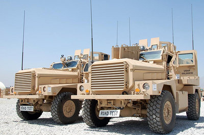 Cougar MRAP High Resolution Exterior - image 631383