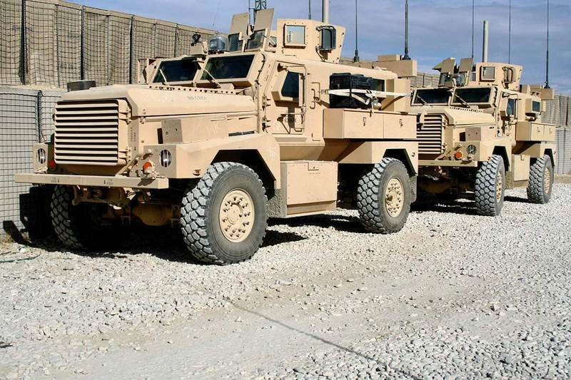 Cougar MRAP High Resolution Exterior - image 631390