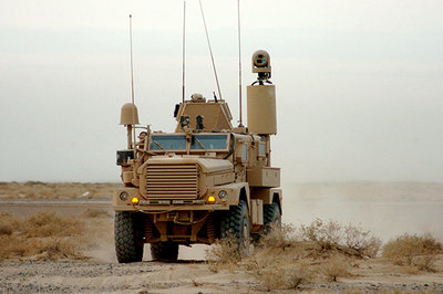 Cougar MRAP High Resolution Exterior - image 631382