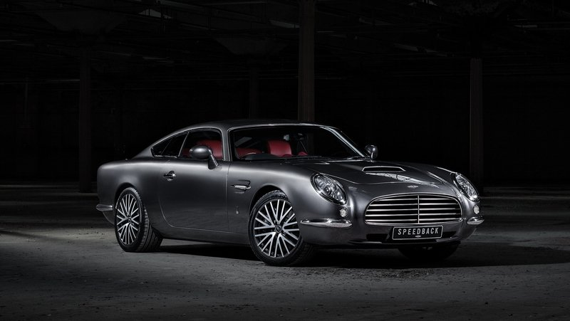 David Brown's Speedback GT Arrives In The U.S. One Year After European Debut