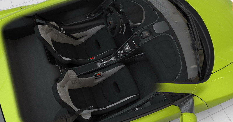 Build The McLaren 675LT Of Your Dreams With The New Online Configurator Interior - image 631821